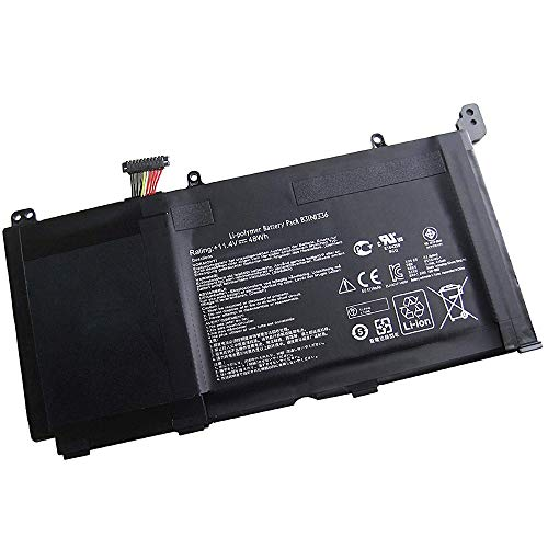 XITAIAN 11.4V 4210mAh 48Wh B31N1336 Repuesto Batería para ASUS VivoBook V551 V551L V551LA R553L R553LN S551 S55IL S551LN-1A