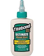Titebond ZL-141/2 Ultimate houtlijm voor binnen en buiten, waterbestendig, 118 ml