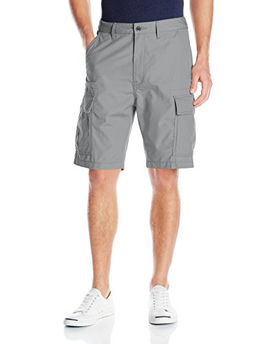 Levi's Men's Regular Carrier Cargo Short, Monument Ripstop, 36