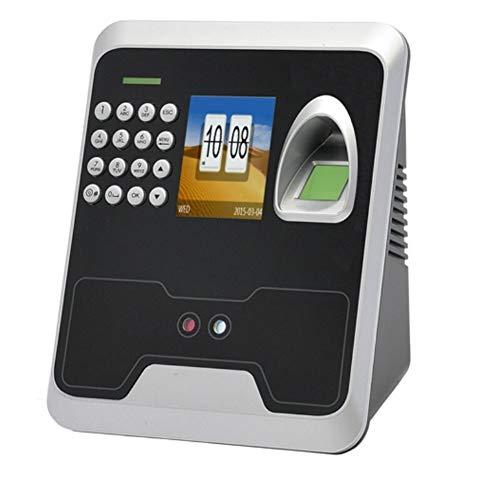 Zeitmaschine Self-Service-Bericht SSR Gesicht Fingerabdruck-Anwesenheits-System mit USB-Host Für Büro, Schule