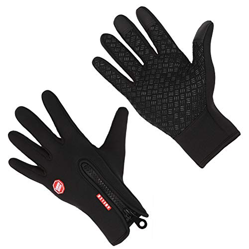 Acelec Waterproof Touch-screen Gloves,with Full-finger Design,for...