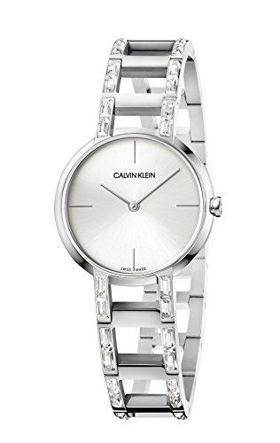 Calvin Klein Cheers K8NY3TK6 Reloj de Pulsera para Mujeres