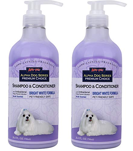 All Natural Hypoallergenic Whitening Shampoo and Conditioner