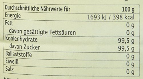 Rapunzel Cristallino Bio Rohrzucker, (3 x 1 kg) - 5