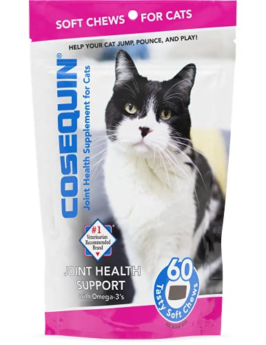 Top 10 best selling list for cosequin joint health supplement for cats