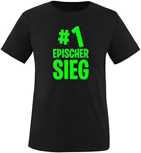 EZYshirt® #1 epischer Sieg T-Shirt Kinder