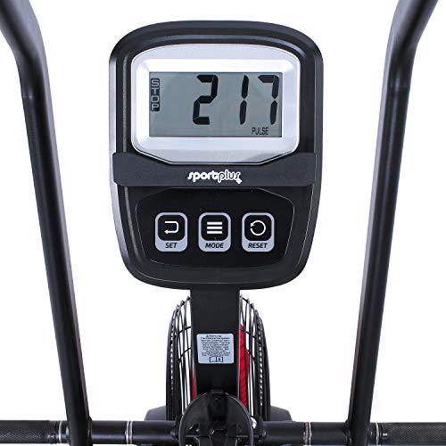 SportPlus Airbike Computer