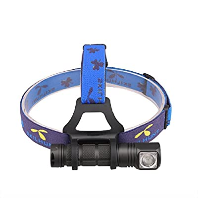 Skilhunt H02 High Power Cree LED Headlamp for Outdoor Sports