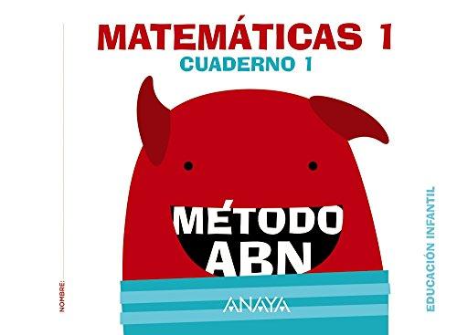 Matemáticas ABN. Nivel 1. Cuaderno 1.