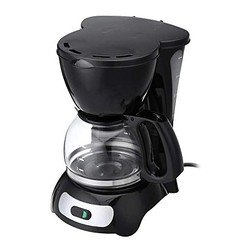 Lowest Prices! Coffee Machine Durable 220V Small Drip Commercial American Coffee Machine Automatic M...