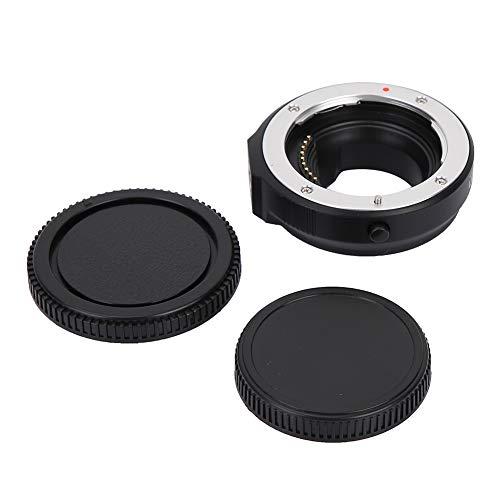 Bindpo Anello Adattatore 4/3-M4/3, convertitore di Messa a Fuoco Automatica in Metallo per Olympus M4/3 E-P1 E-P2 E-PL1 E-PL2 G1 G2 G10 GF1 GF2 GF3 per Olympus Fotocamera Mirrorless