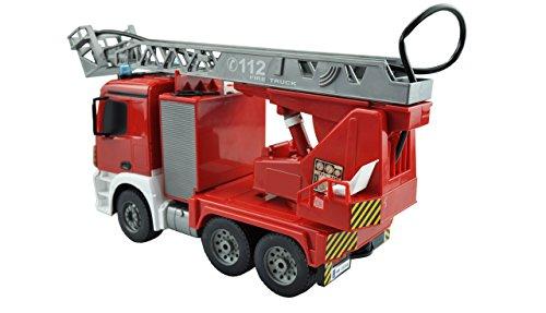 RC Auto kaufen Feuerwehr Bild 3: Amewi 22204 Feuerwehrwagen, ferngesteuert,1 Mercedes Benz Feuerwehr1:20 6 , Feuerwehr*
