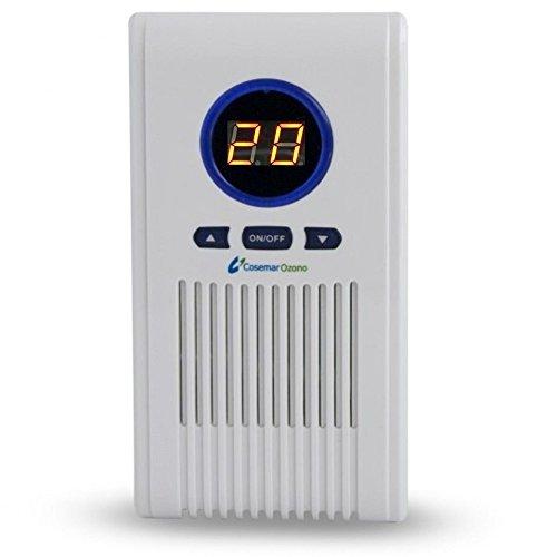 Generador de ozono doméstico mini. Ozonizador de enchufe, elimina los