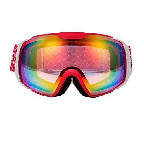 NORTH WOLF Skibrille