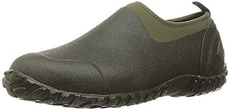Muckster ll Men's Rubber Garden Shoes,Moss/Green,11 US