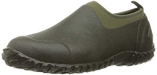Muckster ll Men's Rubber Garden Shoes,Moss/Green,9 US