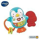 VTech Baby–Tino Le Pingouin, Jouet pour bébé (3480–165622)
