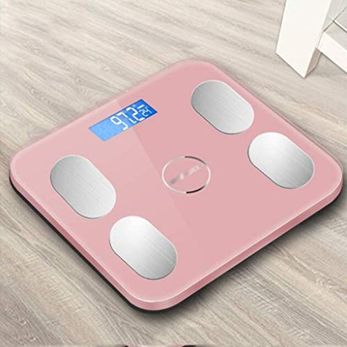 Best Buy! JFDKDH Bathroom Scales High Precision Digital Weighing,Weight Scale with Step-On Technolog...