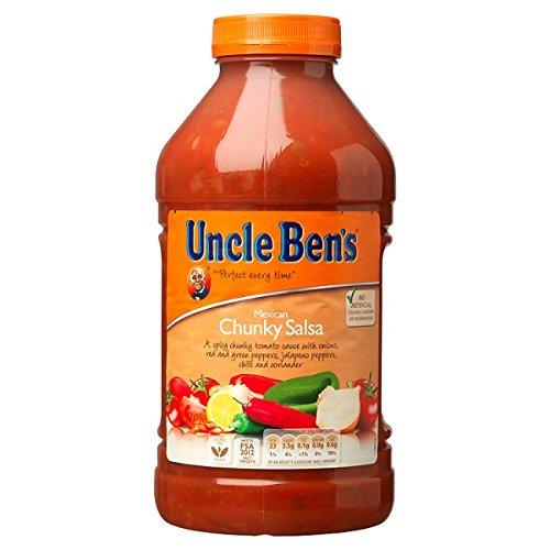 Uncle Bens messicana Salsa Chunky - 1 x 2.23kg