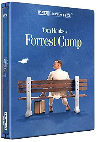 Forrest Gump (Steelbook) - BD [Blu-ray]