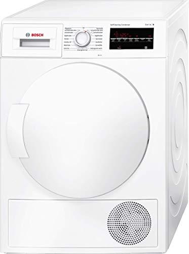 Bosch WTW85463 Serie 6 Wärmepumpen-Trockner / A+++ / 159 kWh/Jahr / 7 kg / weiß mit Glastür / AutoDry / SelfCleaning Condenser / SensitiveDrying System