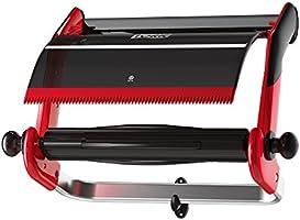 Tork 652108 Dispensador de Papel de Secado, Rojo/Negro