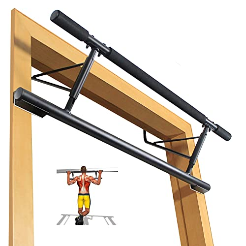 Ps Pull chin Up Bar For Doorway ,Arms Muscle Shaping Workout Portable Gym fitness System duty...