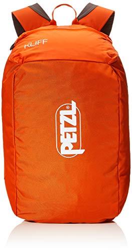 PETZL Unisex– Erwachsene Kliff Zubehör Für Klettern, Rot Orange, Uni