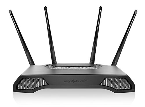Amped Wireless Titan-EX, High Power AC1900 Wi-Fi Range Extender (RE1900A)