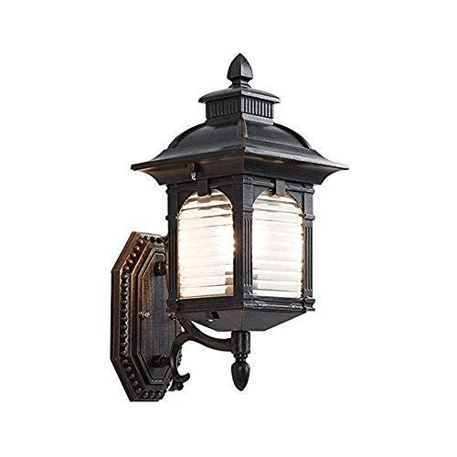 NANYUN in de vrije wandlamp, wandlamp, waterdichte poort tuin, Chinese ville, terras, balkon, entree, trappen, buitenplaats lamp