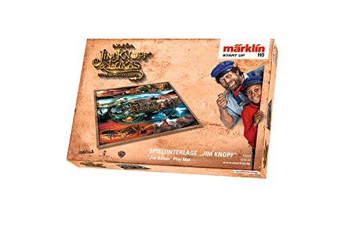"""Märklin Start up 72217 - Spielunterlage \""""Jim Knopf\"""", Spur H0"""