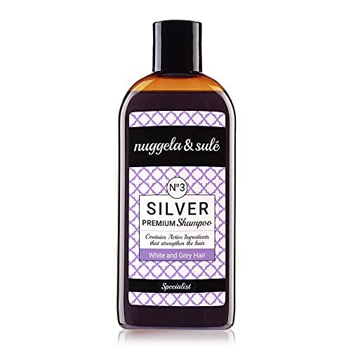 Nuggela & Sulé Champú N°3 Silver para cabellos canosos - 250ml