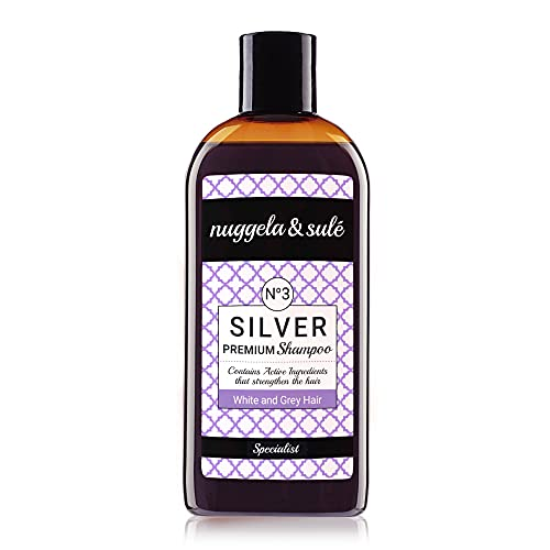 Nuggela & Sulé Champú N°3 Silver para cabellos canosos - No Yellow - 250ml