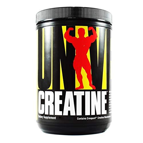 Universal Nutrition Creatine Micronized 100% creatina máxima absorción 200 g