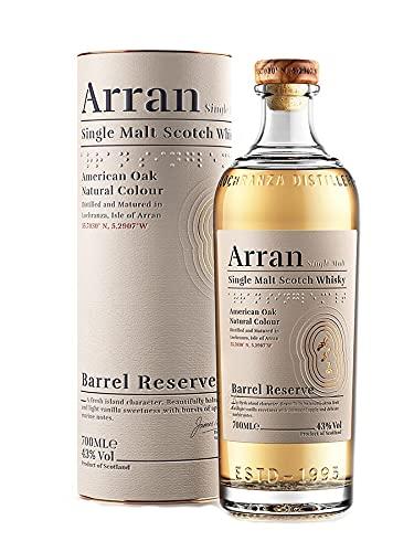 ARRAN - Barrel Reserve - Whisky Single Malt - 43% Alcool -...
