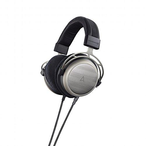Astell&Kern AK T1p Balanced Semi-Open Back Stereo Headphones with Tesla Drivers by Beyerdynamic