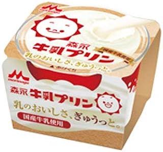.森永乳業 森永牛乳プリン 85g×10個入【要冷蔵】【クール便】[HF]