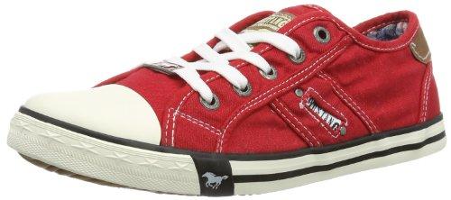 Mustang Damen 1099-302-5 Sneakers, Rot (rot 5), 42 EU