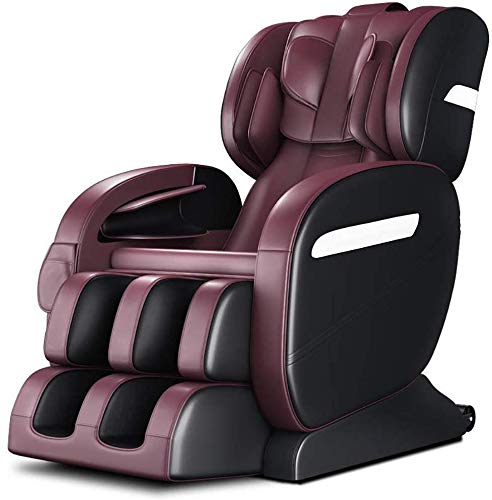 Learn More About SISHUINIANHUA Armchair Electric Massage Chair, Professional Relax Air Massagers Zer...