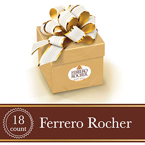 Ferrero Rocher T18 Golden Gift Box, 225 Grams