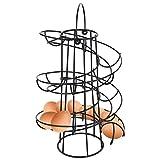 UKKD Cesto di Uova Pollo Uovo Cestello Porta Metallico Filo A Forma di Gallina A Forma di Cucina Stoccaggio Rack Home Decorazioni per Stoccaggio Multi-Funzionale