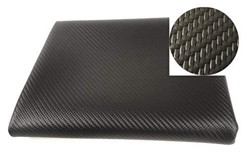 Sitzbankbezug für viele Bikes, schwarz fein S4, Maße 100 x 70 cm mit Montageanleitung