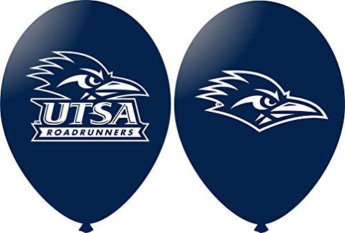 """Westrick UTSA Roadrunners 11"""" Balloons - 10/pkg."""