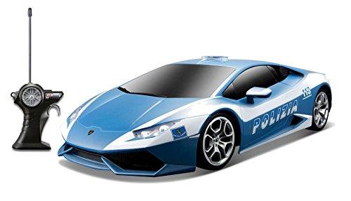 Maisto- Lamborghini Huracan Polizia R/C, 81159
