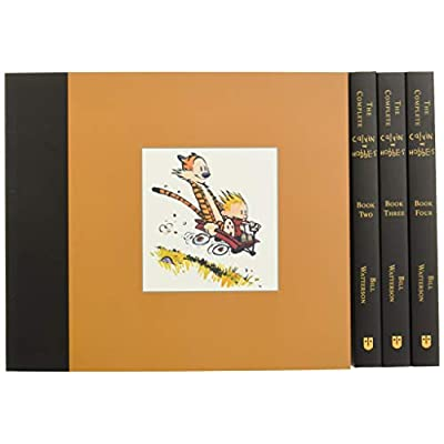 calvin and hobbes complete collection