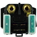 Starter Relay Solenoid for Yamaha Phazer 500 | Venture 600 | FX Nytro 1000 | Mountain Max 600 700 | SX/V-Max 500 600 700 1997-2010 | OEM Repl.# 3EL-81940-00-00 / 3EL-81940-02-00