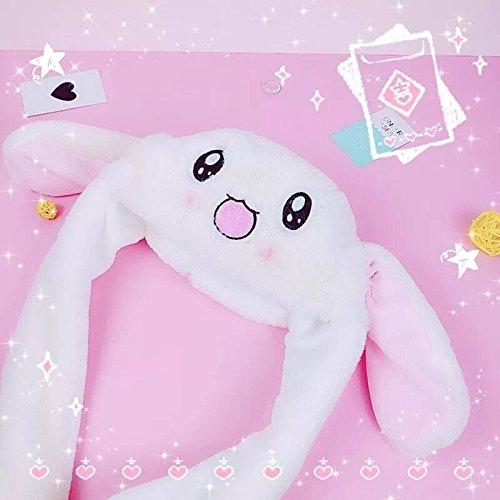 Switty-rabbit oreille Chapeau Pincez The Paw oreilles SE Déplace airbag Aimant Cap-best Jouets pour enfants