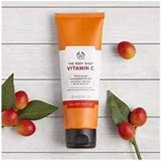 The Body Shop Vitamin C Daily Glow Facial Cleansing Polish, Face Scrub, 4.2 Fl. Oz.