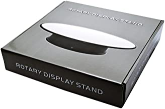 E-Toysworld Rotary Rotating Mirror Top Display Stand - 12