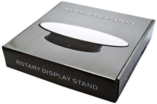 EToysworld Rotary Rotating Mirror Top Display Stand  12